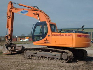 Construction Plant Hire